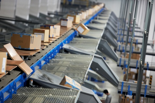 Develco Beumer Group Sorting Systems