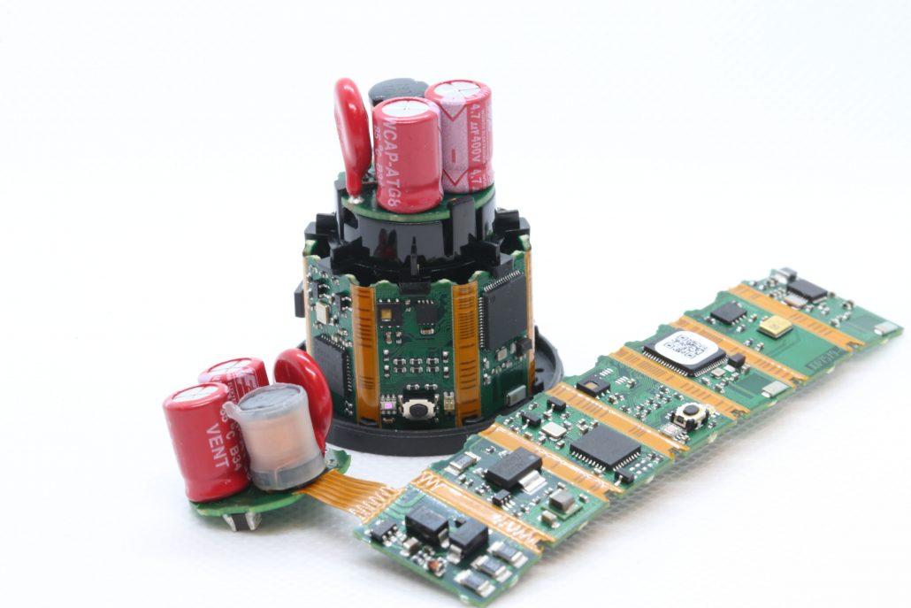 Develco Flex-Rigid Printed Circuit Board Anyware Smart Adaptor