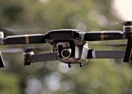 Udvikling af intelligente droner