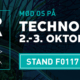 Develco udstiller på Technomania 2019