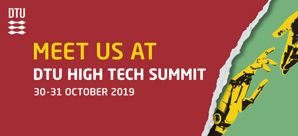 Develco stand 81 High Tech Summit 2019