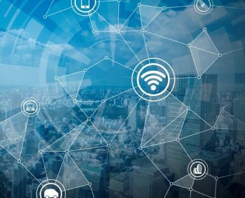 IoT økosystem 5G NB IoT