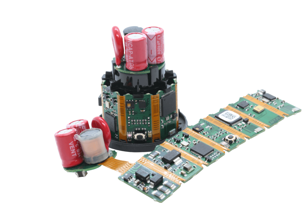 Develco Flex-Rigid Printed Circuit Board Anyware Smart Adaptor